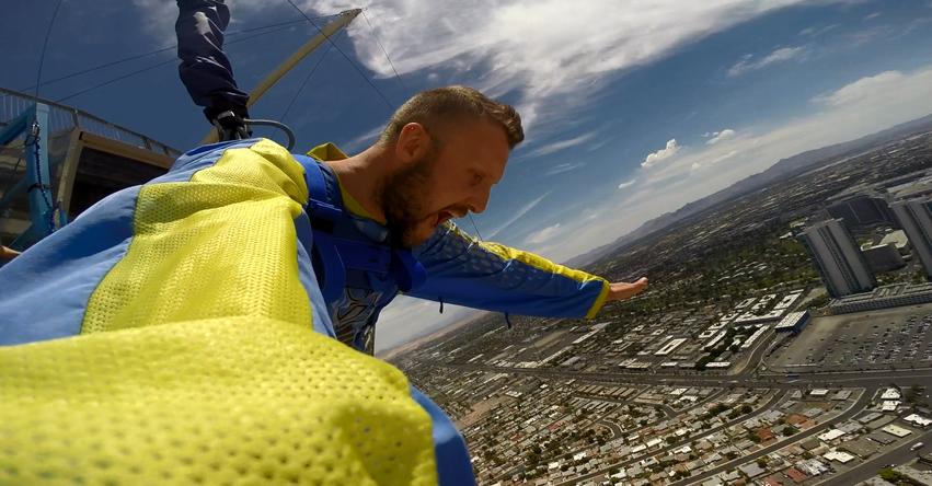 Skyjump Stratosphere Banzai