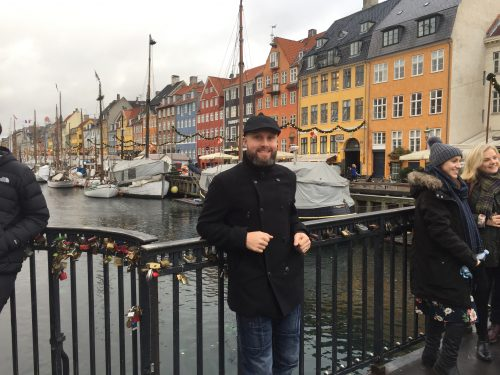 Nyhavn Canal was minutes from the hotel - Picturesque and most photographed street in Copenhagen