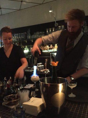 Cocktail bliss at K-Bar