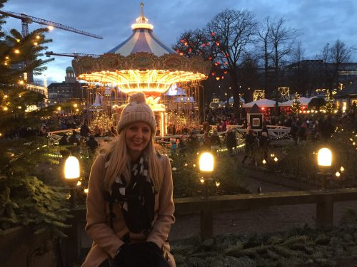 Tivoli Gardens - a great at Christmas