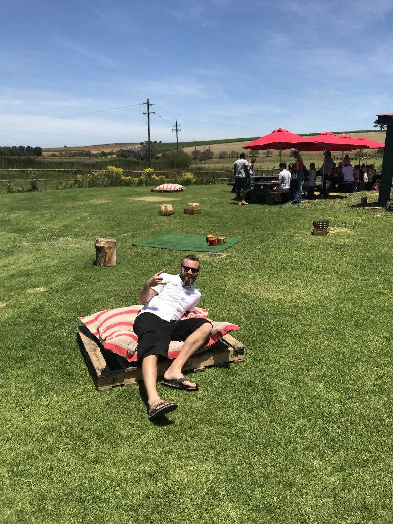 Chilling at Middelvlei