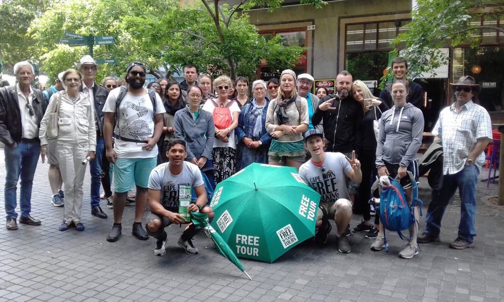 Free walking tour of Bo'Kaap